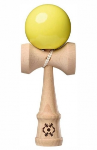 Tribute Kendama  | Neon Yellow