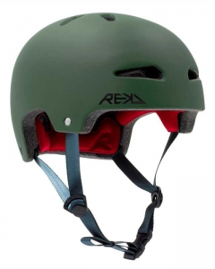 REKD Ultralite In-Mold šalmas skate | Green