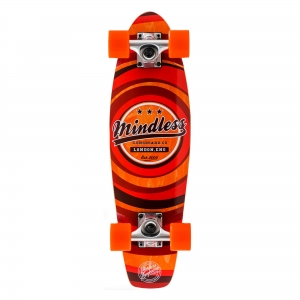 Mindless Stained Daily II Cruiser - Orange